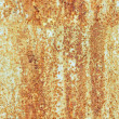 Seamless texture metal surface with corrosion - Stock Photo