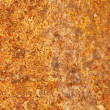 Surface of rusty sheet metal - pattern - Stock Photo