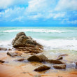 Tropical ocean coast - Landscape — Stock Photo
