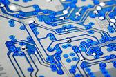Elektronik kart yüzeyi — Stok fotoğraf