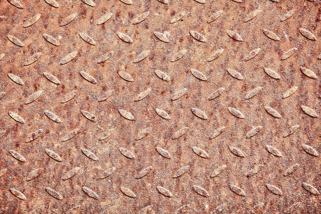 Rusty Metal Floor Texture Rusty Metal Floor a Texture