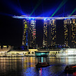 Marina Bay Sands resort — Stock Photo #5875672