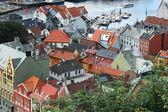 Bergen — Stock Photo
