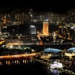Singapore at Night — Photo