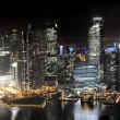 Singapore at Night — Stockfoto #6038887