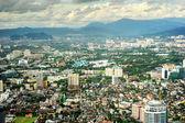 Kuala lumpur en atardeceres — Foto de Stock
