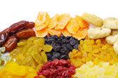 фрукты сушеные — Стоковое фото