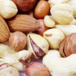 Mixed nuts — Stock Photo #5687345