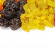 Dried fruits — Stock Photo #5687414