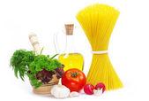 Ingredientes alimentares — Foto Stock
