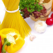 Food ingredients - Foto Stock