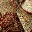 Handwork carpet — Stock Photo #6508596