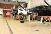 Garaje de reparación — Foto de Stock
