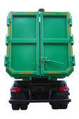 Garbage truck — Foto de Stock