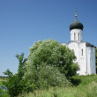 Ancient russian church — Stock Photo #6402629