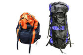 Rucksacks — Stock Photo