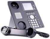 Conjunto de telefone ip — Foto Stock