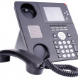 Stock Photo: Office IP telephone