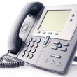 Office IP telephone — Foto Stock #6099493