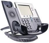 Ip teléfono descolgado — Foto de Stock