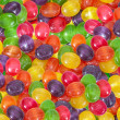 Stock Photo: Sweet sugary candy background
