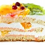 Birthday cake — Stock Photo #5917174