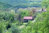 View of Bulgarian Village — Stock Photo