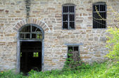Part of Old Abandoned Mill — Stock Photo
