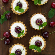 Tartlets — Stock Photo #5899592