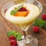 Berry dessert — Stock Photo #6258028