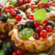 Tartlets - Stock Photo
