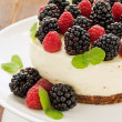 Постер, плакат: Berry cheesecake