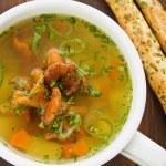 Soup — Stock Photo #6679081