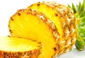 Fresh slice pineapple — Stock Photo