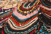 Beads Trade — Stock Photo