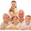 Happy family together — Stock Photo #5510208