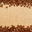 Coffee background - Foto Stock