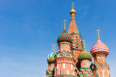 Saint Basil's Cathedral — Foto de Stock
