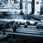 Modern printing house — Stock Photo