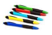 Color bolígrafos — Foto de Stock