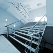 Marble staircase — Stock Photo