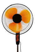 Modern fan — Stock Photo