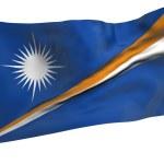Bandeira das Ilhas marshall - todos os países — Foto Stock #6650655