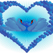 Blue love — Stock Photo #5479529