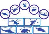 Hubschrauber — Stockfoto