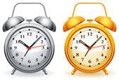 Alarm clock. — Vector de stock