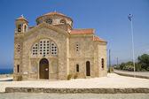 Greek Orthodox church — Stock Photo