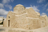 Medieval Byzantium church, Cyprus — Stock Photo