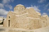 Medieval Byzantium church, Cyprus — Stock Photo