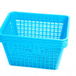 Plastic containers — Stock Photo